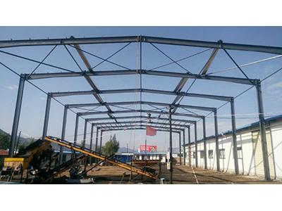 武威钢结构工程-专业的钢结构建设就在甘肃省强达钢结构