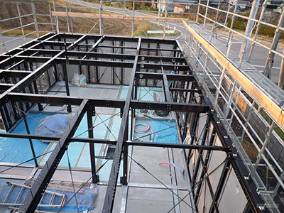 嘉峪关钢结构-钢结构建设当选甘肃省强达钢结构
