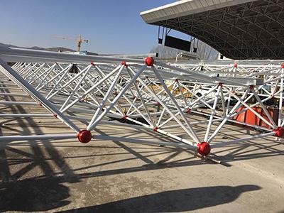 定西網架-網架建設公司屬甘肅省強達鋼結構專業