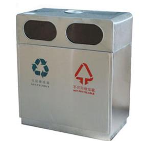 不锈钢垃圾桶批发出售-价格公道的不锈钢垃圾桶就在嘉腾环卫