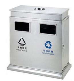 天津不锈钢垃圾桶批发|廊坊报价合理的不锈钢垃圾桶供应