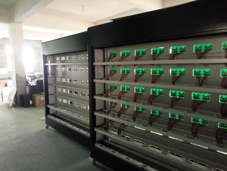 移动电源老化柜
