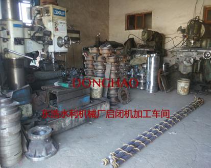 上海侧摇式螺杆启闭机价格-东浩水利机械厂侧摇螺杆启闭机价钱怎么样