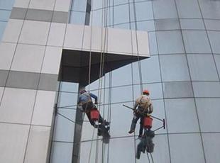 玻璃外墙清洗价格|外墙清洗公司联系电话