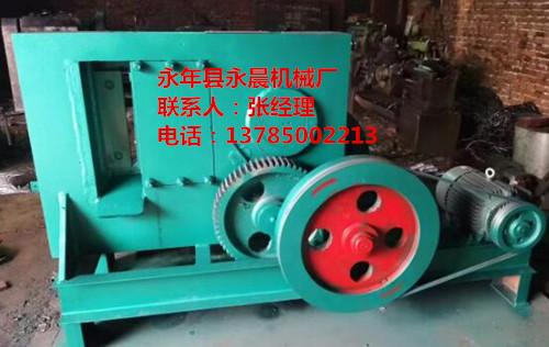 内蒙加工圆钢调直机的价格【永晨】规格齐全