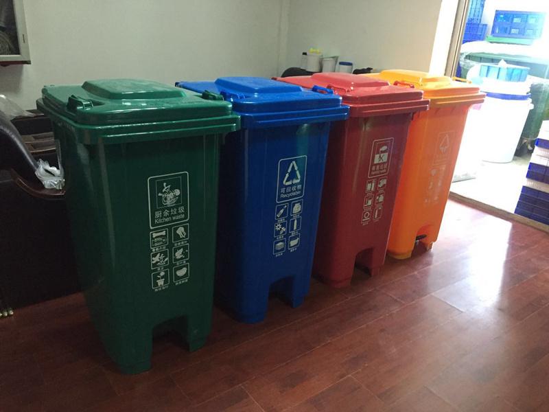 质量好的垃圾桶优选晶丰|泉州食品桶供应商