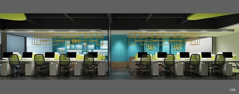 厦门有口碑的办公室设计公司推荐,小面积办公室