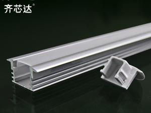 铝型材u槽|高质量的铝槽广州市齐芯达光电供应