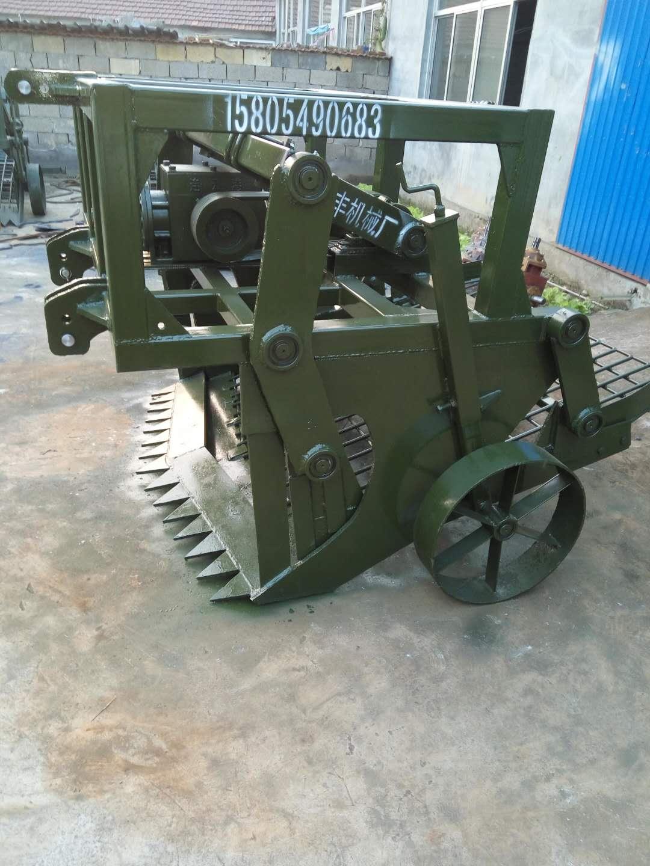 江苏板蓝根收获机,润丰机械厂供应抢手的板蓝根收获机