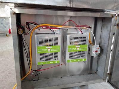 UV光氧机除味采购_菏泽知名的烧烤车供应商