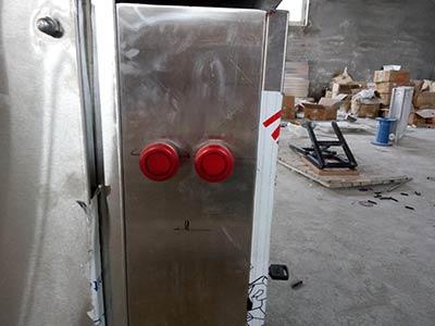 UV光氧机除味采购 大量供应品质有保障烧烤车