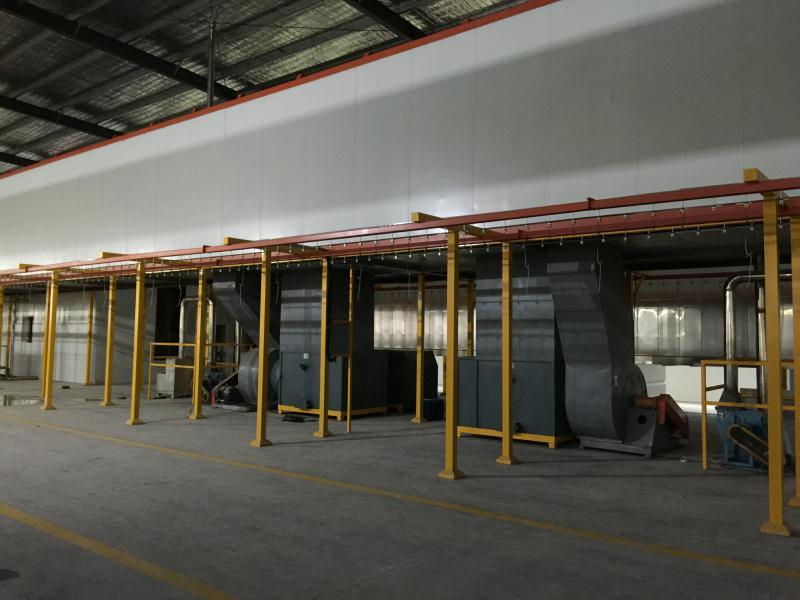 粉尘处理设备-马华涂装设备供应价位合理的喷涂设备