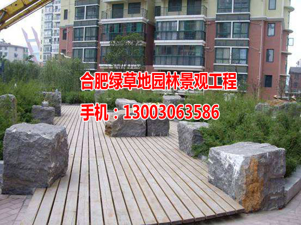安庆城市园林绿化-安徽服务周到的园林绿化设计推荐