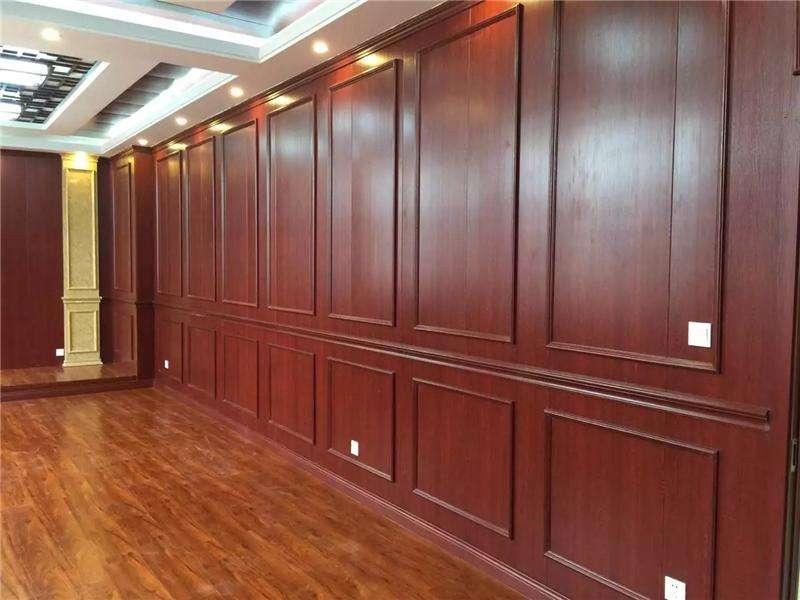 竹木纤维集成墙板建造//竹木纤维集成墙板厂家