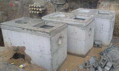 甘南蓄水池-专业的混凝土蓄水池供应商