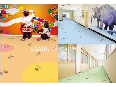 甘肅塑膠地板|甘肅地達建材提供的塑膠地板怎么樣
