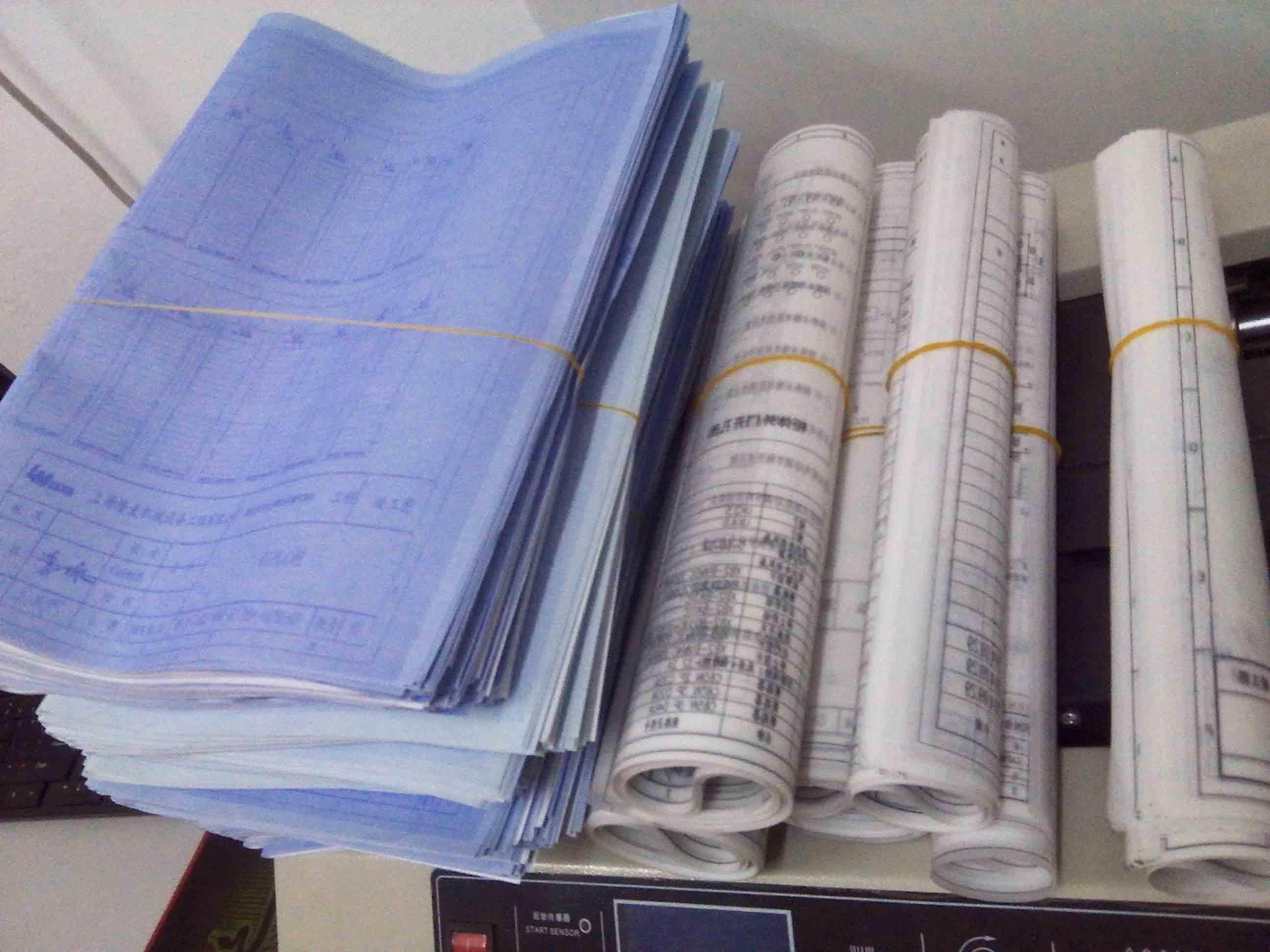 南宁工程图-可信赖的工程大图打印、复印就在美样工艺服务部