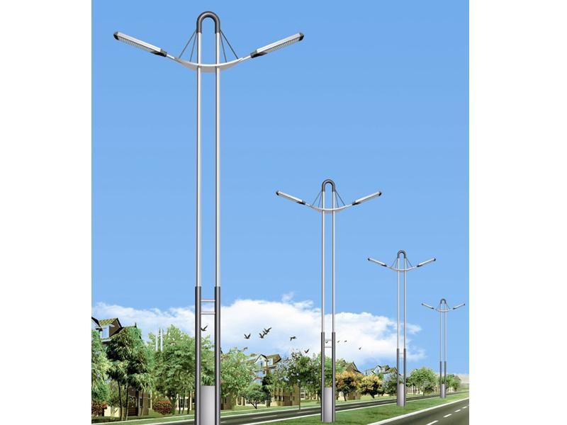 临夏道路灯 有实力的兰州道路灯厂家就是众城能源照明工程