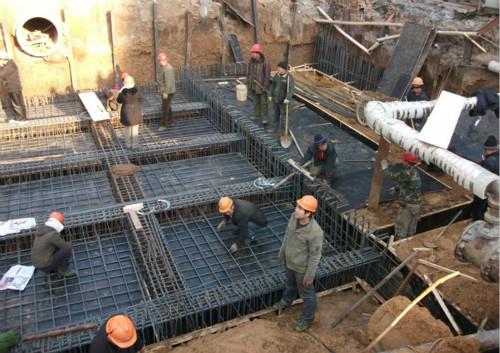 地下空间施工单位