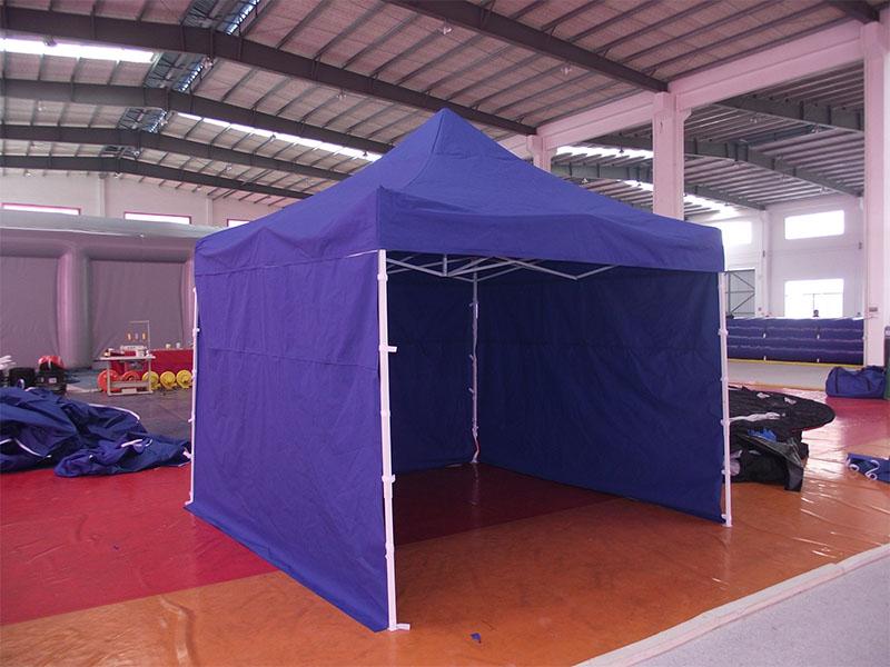 [广州广沪联合气模]充气帐篷品质优良_广告充气帐篷供应商