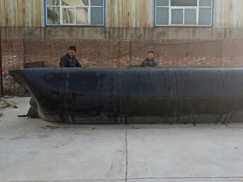 衡水橡胶坝样品供应价格_砌块蓝色橡胶坝多少钱
