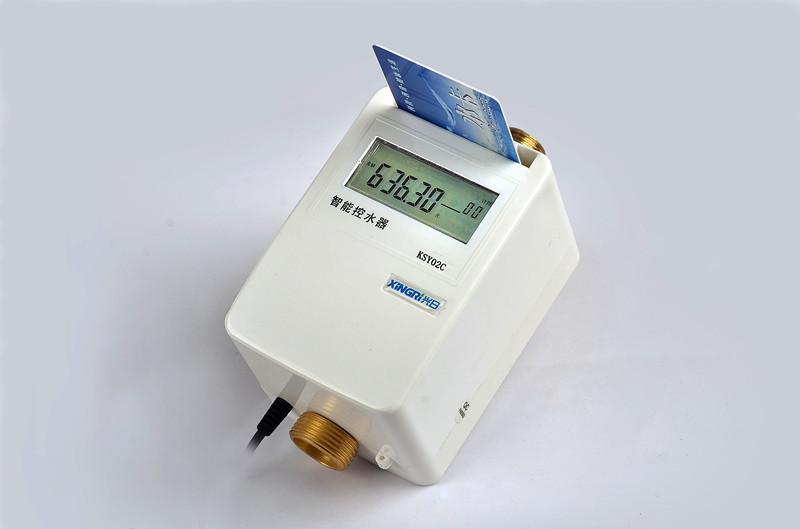計量型水控機_供應南寧劃算的校園智能IC卡水控機熱水表