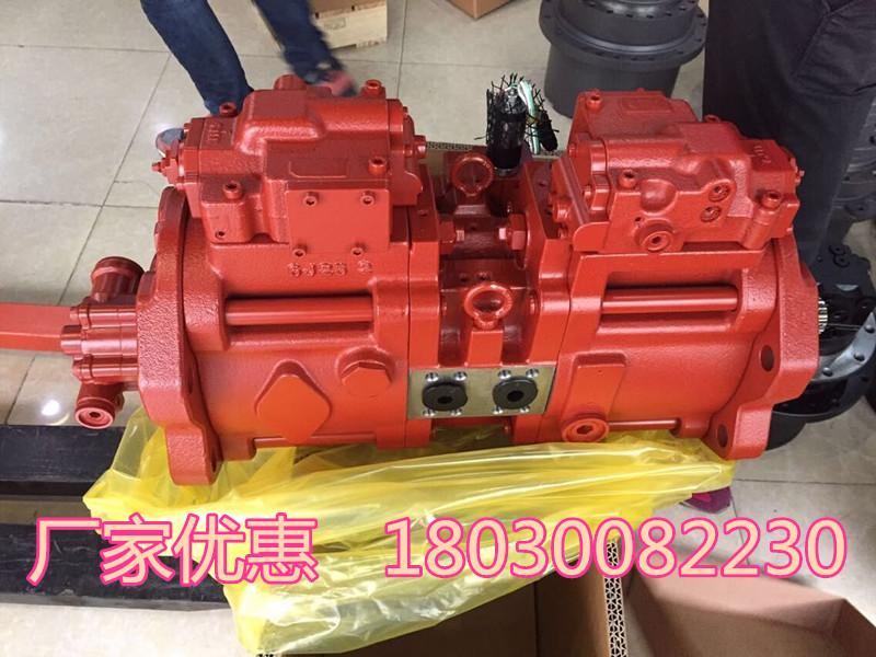 厦门品牌好的川崎柱塞油泵批售——泉州川崎液压泵图片