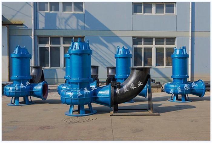 价位合理的潜水排污泵厂家——天津中蓝泵业——专业的无堵塞污水潜水泵提供商