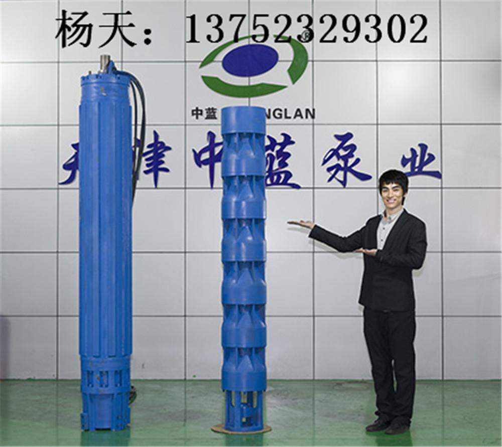 知名的深井泵供应商_天津中蓝泵业-天津热水潜水泵