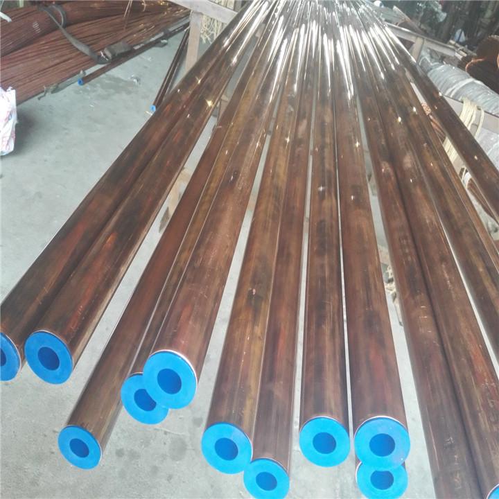 承压能力强的紫铜管 河北紫铜管加工