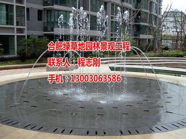 合肥耐用的阜阳喷泉出售-阜阳喷泉工程建设
