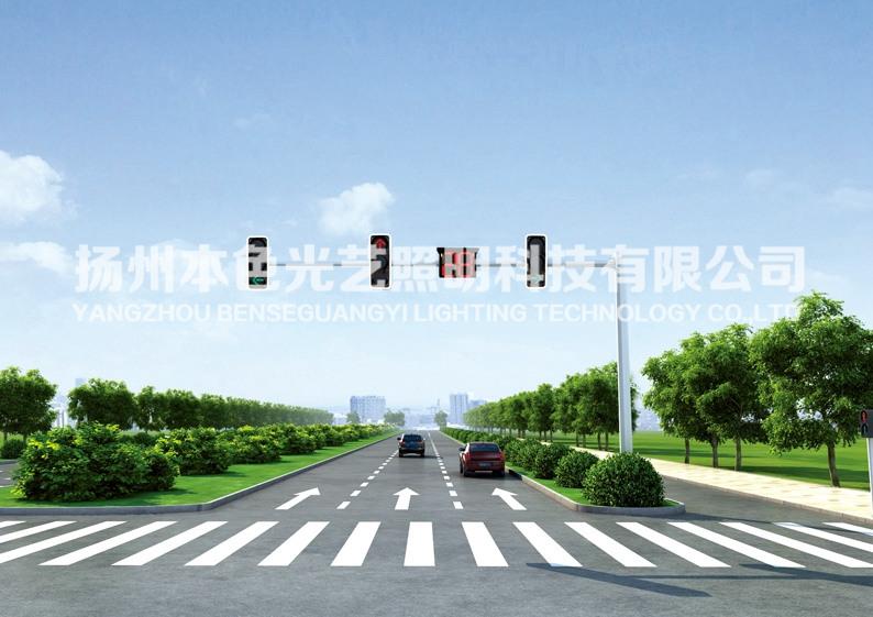 抛售交通信号灯_专业的交通信号灯供应厂家在扬州