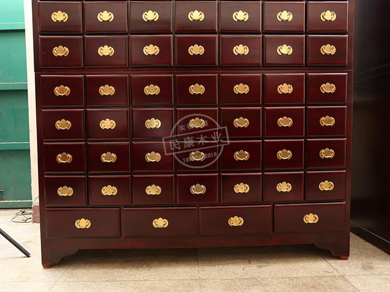 内蒙古水曲柳中药柜-大量供应好的水曲柳中药柜