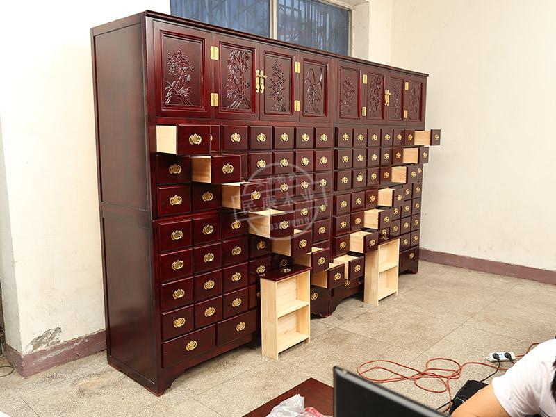 上海水曲柳中药柜厂家_民康家具提供好的水曲柳中药柜