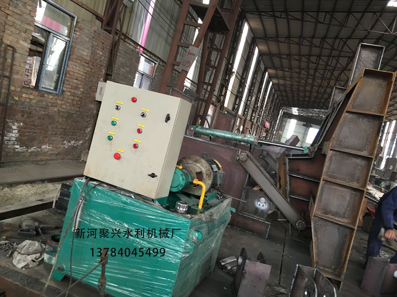 水电站水利自控翻板闸门厂家-聚兴水利高性价水电站液压翻板闸门出售