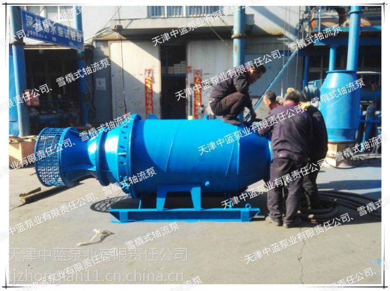 价位合理的潜水排污泵生产厂家——有信誉度的专业潜水轴流泵厂家就是天津中蓝泵业