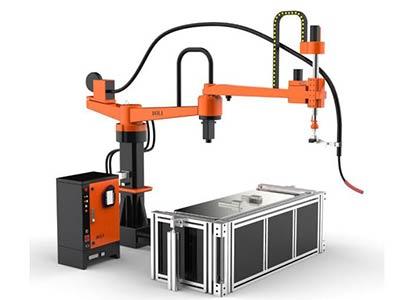 示教编程焊接机器人-买四轴焊接机器人大呈机器人是您值得信赖的选择