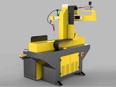 博力机器人焊接-廊坊高质量的四轴焊接机器人哪里买