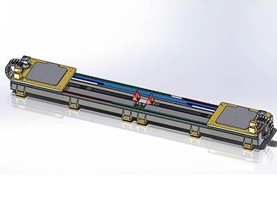 自动焊接机器厂家-想买高性价机器人地轨就来大呈机器人