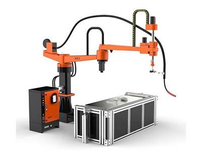 关节式焊接机器人零售-专业供应五轴焊接机器人