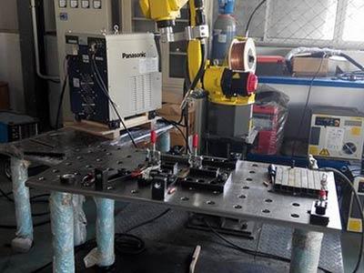 廊坊自动辅助焊接工装厂家供货_氩弧焊机机械手生产厂家