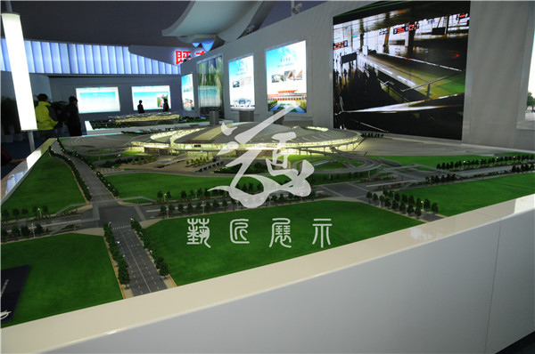 北京建筑模型公司_选购满意的建筑沙盘模型,就来北京华夏艺匠模型