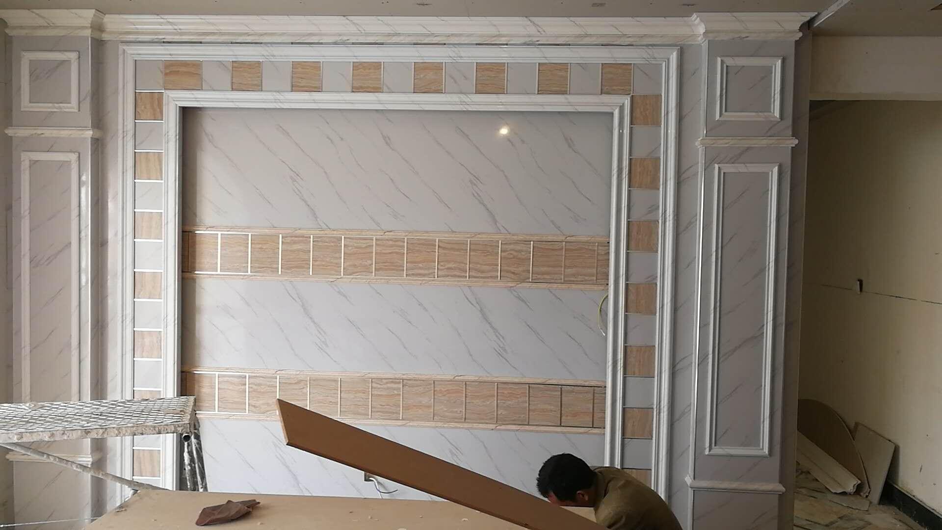供应云南价格合理的雅然整装艺术背景墙-背景墙使用标准