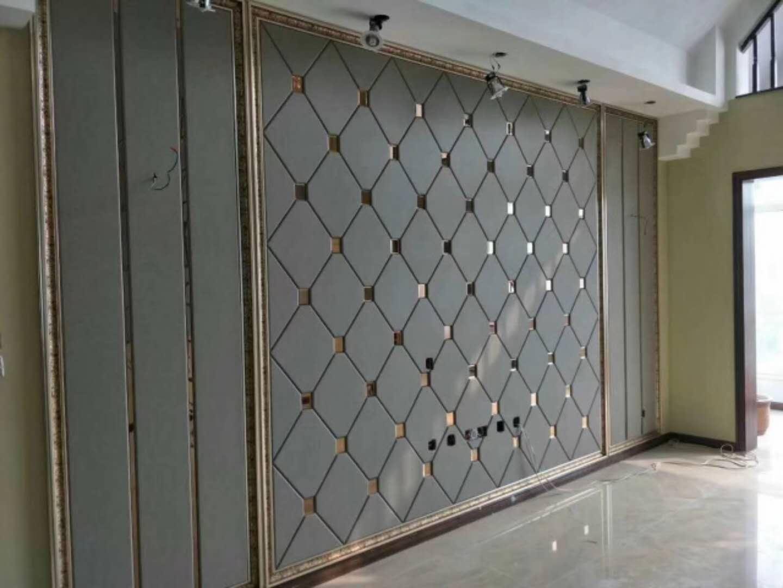 新款雅然整装艺术背景墙哪里买-背景墙使用标准