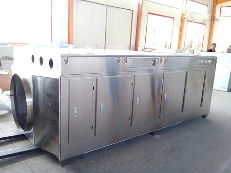 水璇噴淋塔處理設備 天津市報價合理的光氧催化設備