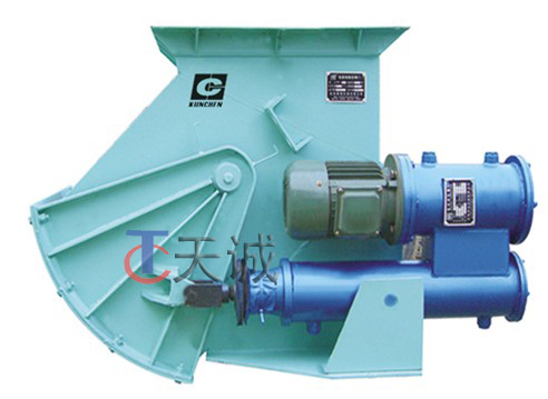 电液动闸门、DSZ型电液动扇形闸门、EZ型电液动腭式闸门