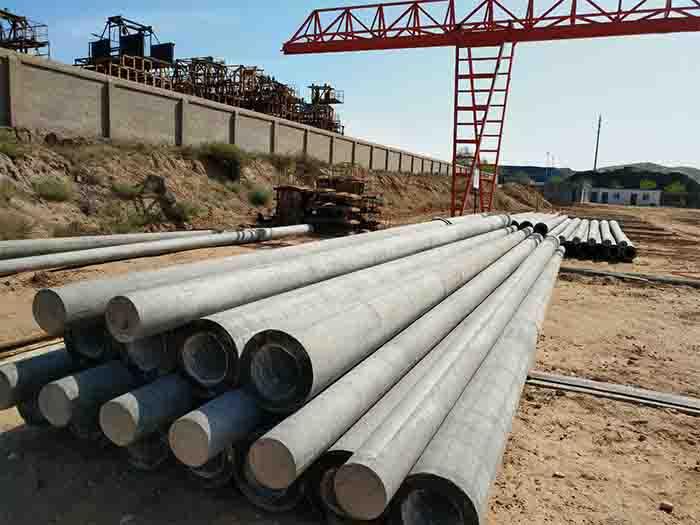 水泥电线杆专业经销商-固原水泥电线杆规格