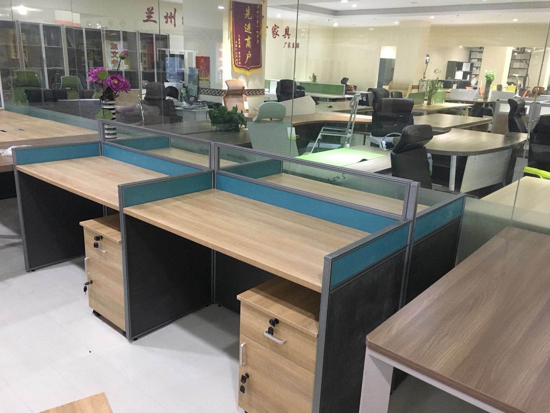 兰州办公桌-华仕办公-兰州办公桌供应商