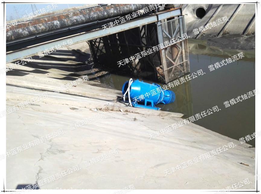 天津中蓝泵业——专业的雪橇式轴流泵提供商,售卖雪橇式轴流泵