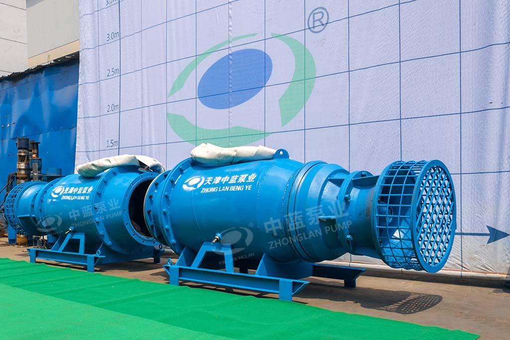 销售雪橇式轴流泵,想买优惠的雪橇式轴流泵,就来天津中蓝泵业